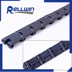 820mini plastic chain belt conveyor