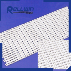 Flush Grid 25-400 straight running plastic conveyor belt supplier