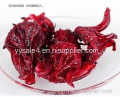 Health Food Good Quality and Competitive Price Roselle Extract / hibiscus Flower Extract China Supplier