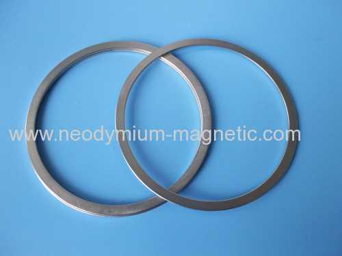 Permanent ring magnet neodymium magnet