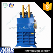 how to operation the NIck baler with Vertical Type