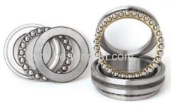 thrust ball bearing axial load calculation