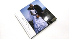 Wedding sponge bound hardback photo book