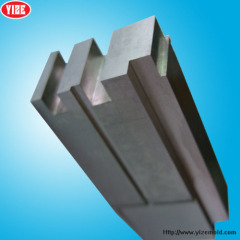 China precision plastic mold inserts supplier/precision plastic mold inserts factory