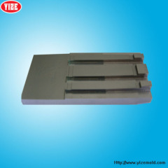 A successful connector mold inserts supplier with best price plastic electric part mould
