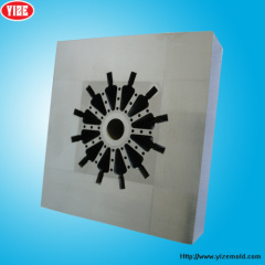 Be a successful carbide mold inserts supplier with hot sale metal stamping mould part