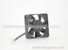 5v 12v 30mm dc micro brushless fan 30mmx30mmx7mm axial cooling fan
