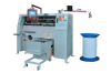 Newest semi-automatic spiral wire forming and binding machine