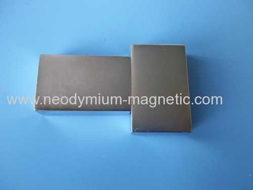Strong N52 Magnetic separator magnet ndfeb