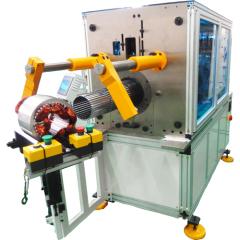 Horizontale type automatische statorwielenwikkeling machine