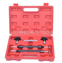 Engine camshaft locking tool