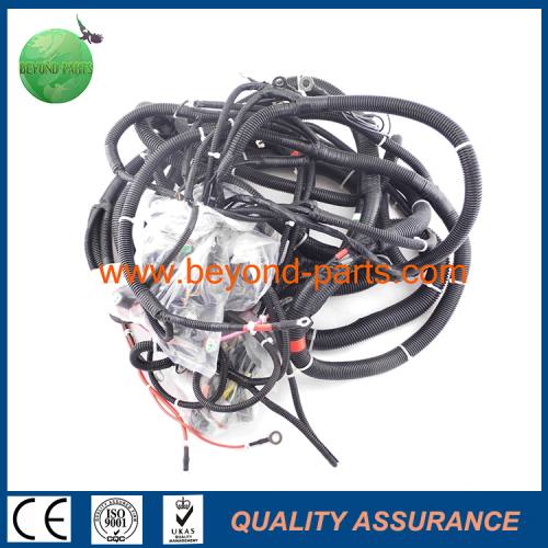 150543223_s komatsu excavator wiring harness pc200 7 main wire harness 20y 06 Largest Komatsu Excavator at couponss.co