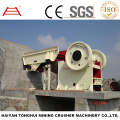 JAW CRUSHER/STONE CRUSHER/ROCK CRUSHER