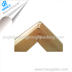 CHINA Qingdao Factory offer Paper Corner Protector with V Style