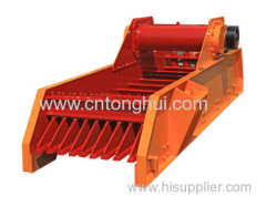vibrating feeder for stone mining