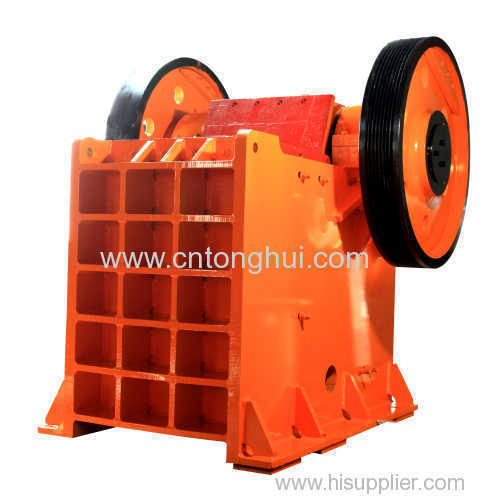 stone mining jaw crusher