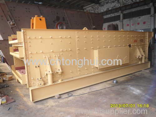 HLH Thi-shaft Vibrating Screen