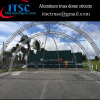 Aluminum truss dome structure in Trinida & Tobago