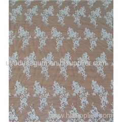 Chantilly Lace Fabric Bridal Lace Fabric (W9026)