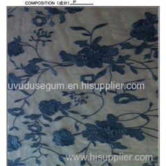 French Embroidered Wedding Dress Lace Fabric (S8120)