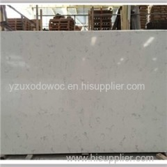 Marble Vein Engineered Stone Volakas White Quartz