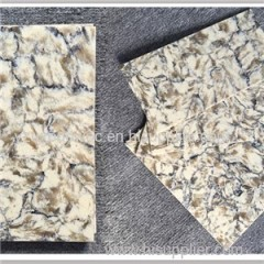 Hotel Stone Artificial Quartz Stone Floor Tiles