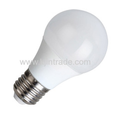 LED A60 bulb 5W 6W 7W 8W 9W 10W 12W ECO PC+ALU body 220-240V