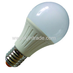 LED A60 bulb ECO plastic body 6W 7W 8W 10W 12W 170-260V IC