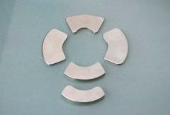 good corrosion protection customer size arc shape N35 neodymium magnet