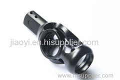 Precision machining bow stabilizer parts