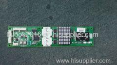 elevator parts indicator PCB LHH-200CG24