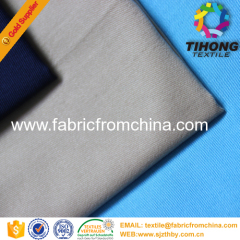 trade assurance twill polyester cotton clothing fabric for workwear