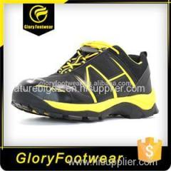 Sport Safety Shoes With Good Quality Leather