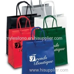 Crystal Gloss Eurotote Foil Hot Stamp