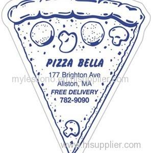Pizza Slice 2.44in X 2.63in Magnets