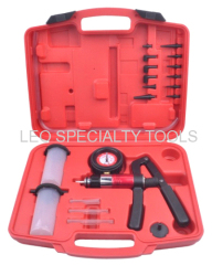 Engine Testing Tools Professional 2 in 1 Brake & Vacuum Pump Test Tool Kit