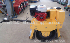 ZMYL-600 customize hand Honda GX160 single Drum vibratory Road Roller