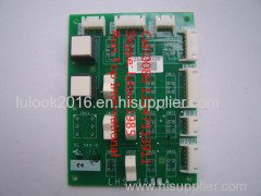 elevator parts push button expanding board LHS-451A