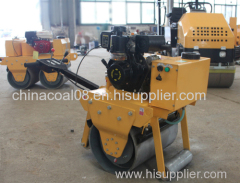 Manual Vibratory Single Drum Compactor Machine (ZMYL-600C)