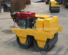 600kg Water Cooled Diesel Double Drum Roller (ZMYL-S600CS)