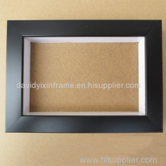 Plastic Material and Photo Frame Type ps picture photo frame moulding