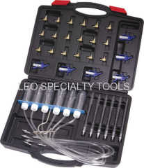 Diesel Engine Injector Flow Test Diagnostic Adaptor Set