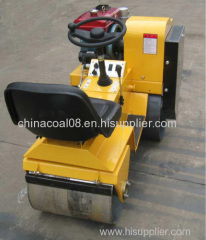 ZM-850S Water-cooled ride on double drum tandem vibration compactor Roller