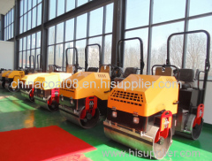 1000kg Hydraulic Drive Double Drum Earth Compactor Machine ZMYL-880