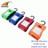 3W COB working light magnet and hook outdoor lamp 3*AA battery work light 250Lumen high power camping tent lantern