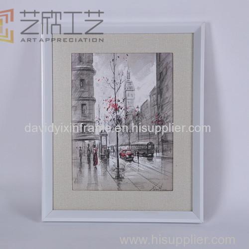 polystyrene frame hotsale molding