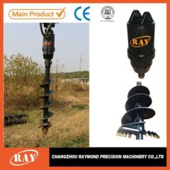 hydraulic earth drill with low price for mini excavator