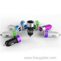 Dual USB Car Charger 4.8A