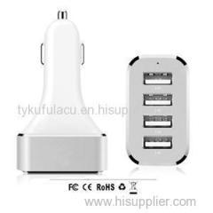 4 Port USB Car Charger 9.6A