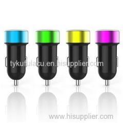 Smart Dual USB Car Charger 4.2A